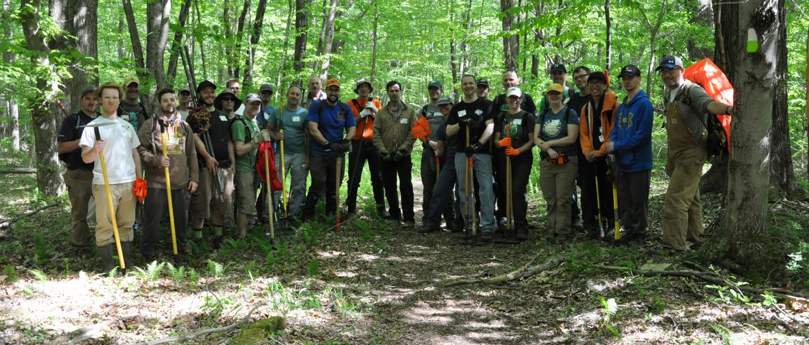 NEMBA Trail School South 2017 - Oxford, Connecticut
